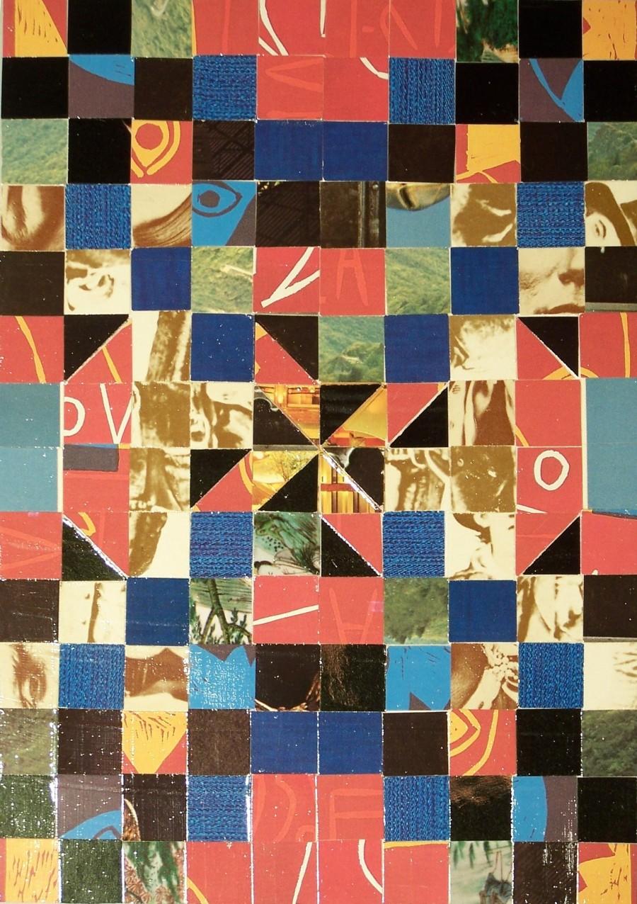 Post Card Mosaic #1