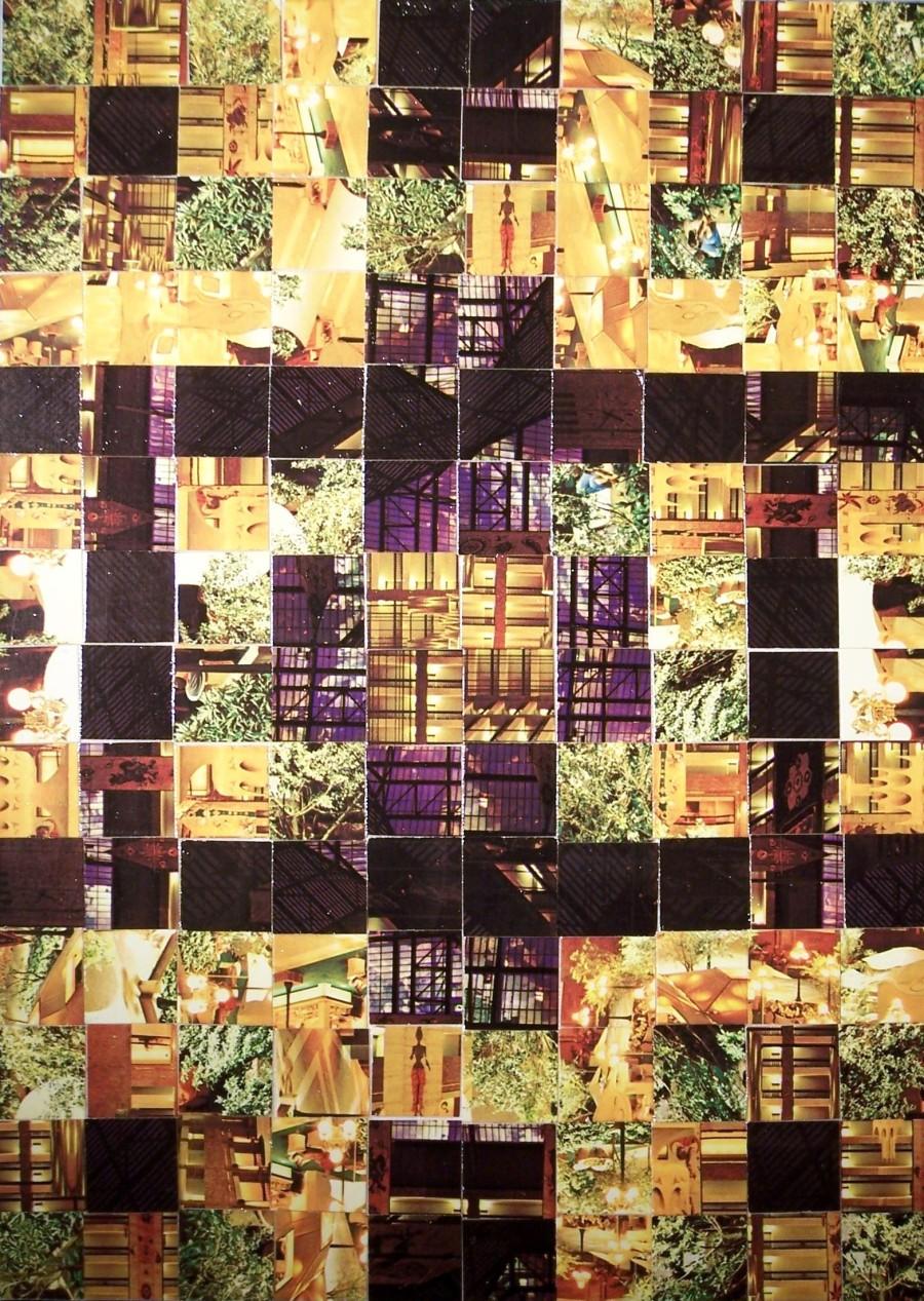 Post Card Mosaic #2
