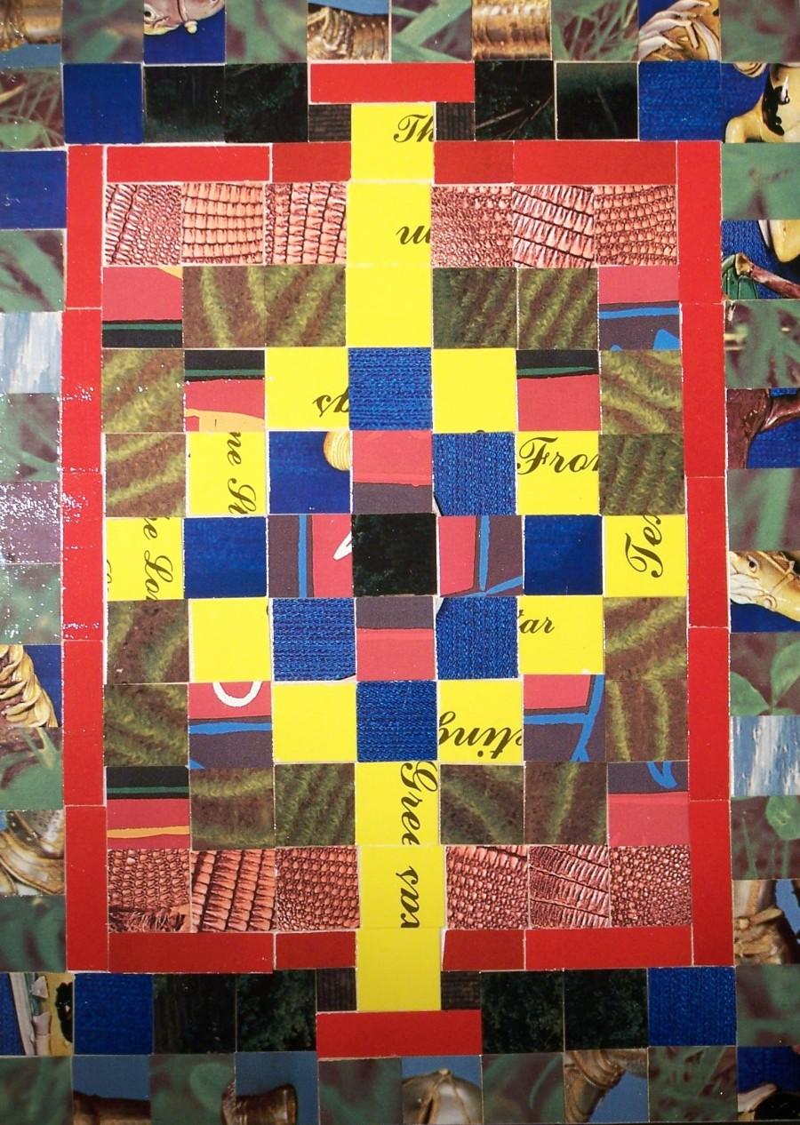 Post Card Mosaic #3